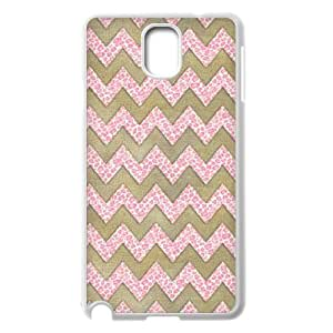 Cool Painting Diy case Of Chevron customized Bumper Plastic case For samsung galaxy note 3 N9000