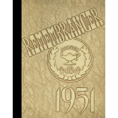 (Reprint) 1952 Yearbook: Madeira High School, Cincinnati, Ohio Madeira High School 1952 Yearbook Staff
