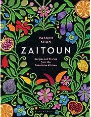 Zaitoun [Idioma Inglés]: Recipes and Stories from the Palestinian Kitchen