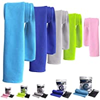 ILokey Swimming Towel Workout Towels,Backpacking Sports...