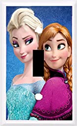 Got You Covered Frozen Framed Light Switch Covers or Outlets