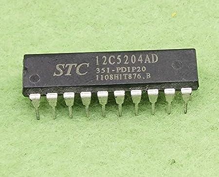 5PCS Original STC12C5608AD-35I-SKDIP28 STC12C5608AD Microcontroller IC DIP-28