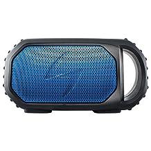 ECOXGEAR - ECOSTONE Bluetooth Waterproof Speaker - Blue