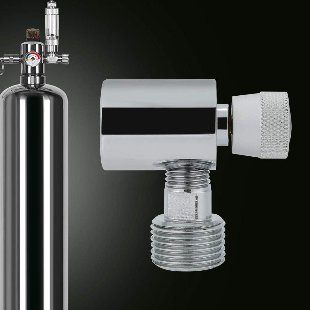 Mumusuki CO2 Soda Cilindro de Agua Adaptador de Recarga Conector Adaptador de preparaci/ón Soda Homebrew Reemplazo Kit Accesorios
