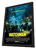 Watchmen - 27 x 40 Framed Movie Poster
