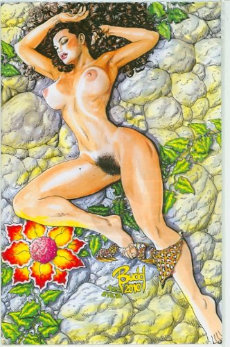 Cavewoman Natural Selection 1 Budd Root Special Nude Edition Cover Amazon Com Books