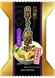 MCフード 一杯の贅沢 稲庭うどん麺がゆ しょうゆ仕立て15.5g×4個