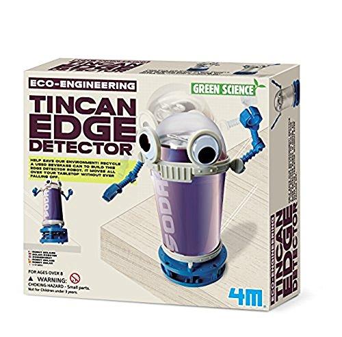 Toysmith Tin (4M Tin Can Edge Detector Science Kit)