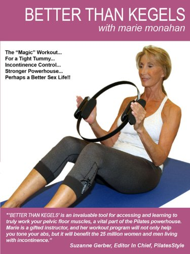 Better Than Kegels with Marie Monahan (Kegel Exercises For Men Step By Step)