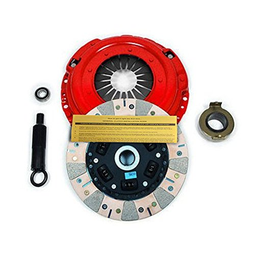 Dodge Ram Srt 10 Truck (EFT RACING MULTI-FRICTION CLUTCH KIT SET 2004-06 DODGE RAM 1500 SRT-10 8.3L V10)