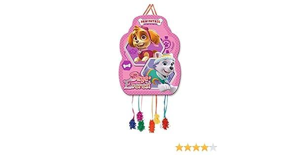 Piñata infantil Perfil Patrulla Canina Girl para cumpleaños y celebraciones