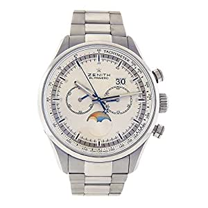 Zenith El Primero automatic-self-wind mens Watch 03.2160.4047/02.M2160 (Certified Pre-owned)