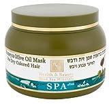 Health & Beauty Dead Sea Olive Oil & Honey Hair Mask