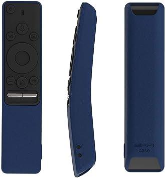 SIKAI - Funda protectora para Samsung BN59-01241A BN59-01266A Smart TV Remote Shockproof de silicona para Samsung BN59 Series Remote Kids-Friendly Anti-Slip Anti-Lost con Remote Loop: Amazon.es: Electrónica