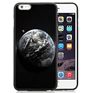 New Fashionable Designed For iPhone 6 Plus 5.5 Inch Phone Case With Earth In Space Phone Case Cover