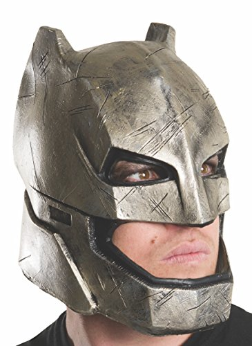 Rubie's Men's Batman v Superman: Dawn of Justice Adult Armored Mask, Multi, One Size -