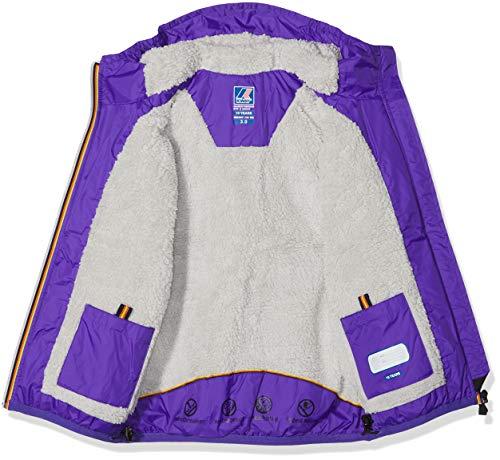 violet way Heliotrope B44 Morado Impermeable Para K Chaqueta Niñas ZvYdnSqwBx
