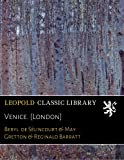 img - for Venice. [London] book / textbook / text book