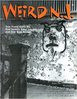 Weird New Jersey Book 6