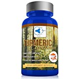 Product review for MBS F.i.T Turmeric Curcumin 500mg Root Extract 60 Capsules, 95% Standardized Curcuminoids Promotes Heart & Joint Health
