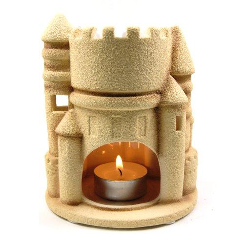 UPC 065810361550, Sandcastle Aromatherapy Tealight Candle Holder Tart Burner / Warmer