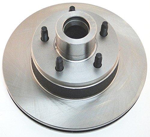 Bendix Premium Drum and Rotor PRT1553 Front Brake Rotor