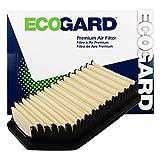 ECOGARD XA6200 Premium Engine Air Filter Fits Kia Soul / Hyundai Accent / Kia Rio / Hyundai Veloster