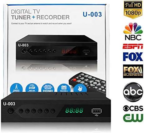 UBISHENG U-003 - Convertidor analógico de TV Digital con ...