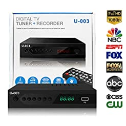 Analog to Digital TV Converters Box - UB...