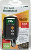 Jump Start MTPRTC Digital Controller Thermostat For Heat Mats, Seed Germination, Reptiles and Brewing