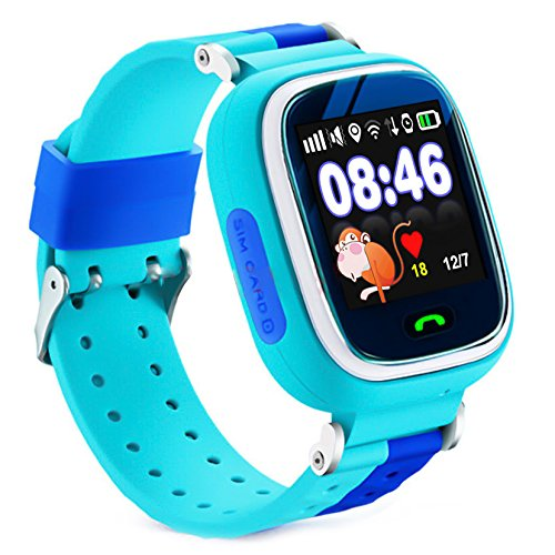 Kids Smartwatch, bigaint Smartwatch Multifuncional con Anti ...