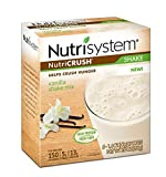 Cheap Nutrisystem Nutricrush Vanilla Shake Mix, 20