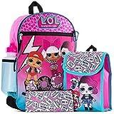 LOL Suprise backpack Lol Surprise 5 in 1 Backpack Set