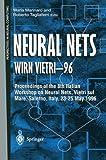 Neural Nets WIRN VIETRI-96 : Proceedings of the 8th Italian Workshop on Neural Nets, Vietri Sul Mare, Salerno, Italy, 23-25 May 1996, Marinaro, Maria and Tagliaferri, Roberto, 1447112407