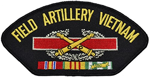 Used, Field Artillery Vietnam Hat Patch for sale  Delivered anywhere in USA