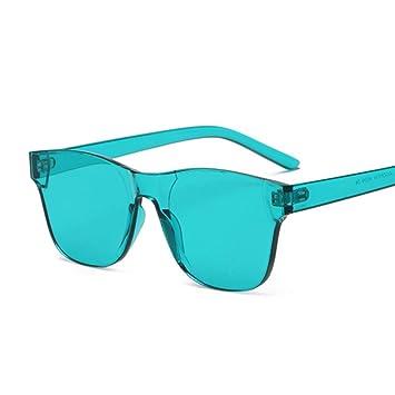 YOGER Gafas De Sol Gafas De Sol Sin Montura Cuadrada ...