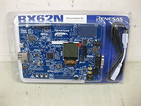 RENESAS Low-Cost RX62N Demonstration Kit For RX62N Series with USB Debugger Cable - Demonstration Kit