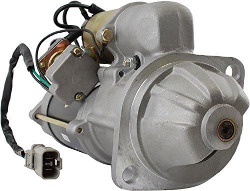 DB Electrical SNK0066 Starter (for KOMATSU PC60 Excavator (1988-1994), 600-813-4410, 600-813-4411) 51UaqGo7nIL