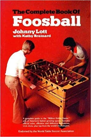 Book The complete book of foosball