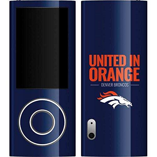 - Denver Broncos iPod Nano (5G) Video Skin - Denver Broncos Team Motto   NFL X Skinit Skin
