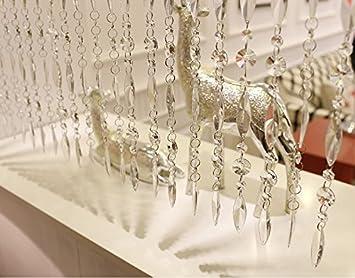 Kristall Perlen Kronleuchter ~ Fushing stück farbige kristall kronleuchter hochzeit perlen