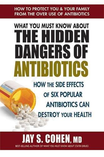 What About Hidden Dangers Antibiotics product image