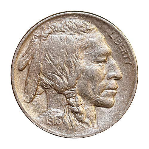 1913 P Buffalo Nickel Type 1 - Choice BU/MS/UNC