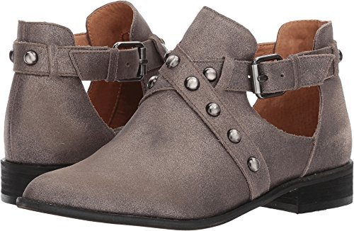 Opportunity Shoes - Corso Como Women's Doon Ankle Boot, Gunmetal Dusted Metallic, 9.5 Medium US