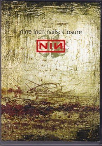 ナイン・インチ・ネイルズ(Nine Inch Nails)『Closure(DVD)』