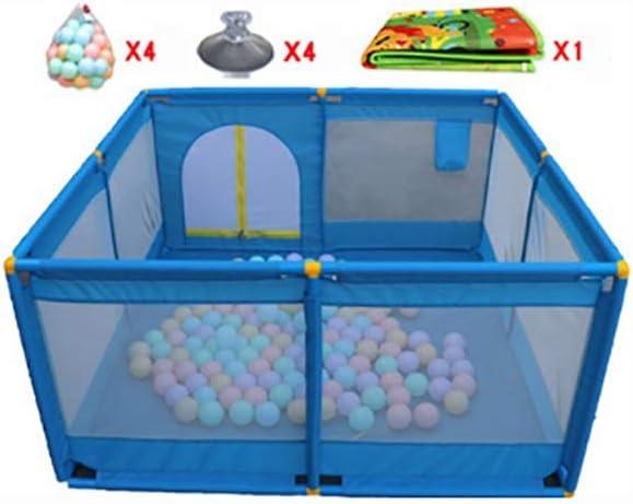 幼児と子供の遊びフェンスは、幼児のフェンスをホーム安全フェンス128 * 128 * 66cmをクロール (色 : C)
