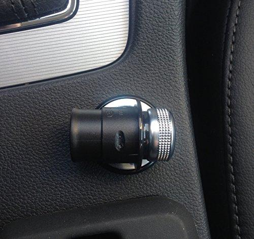Auténtica Porsche 12 V Volt Socket encendedor de cigarrillos tapa ciega: Amazon.es: Coche y moto