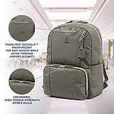 Travelpro Women's Maxlite 5-Laptop Backpack, Slate