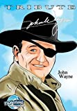 img - for Tribute: John Wayne book / textbook / text book