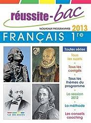 Réussite-Bac 2013 Français 1re L ES S